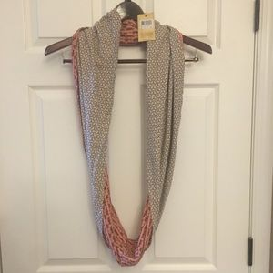 Scotch R'Belle Reversible Infinity Scarf